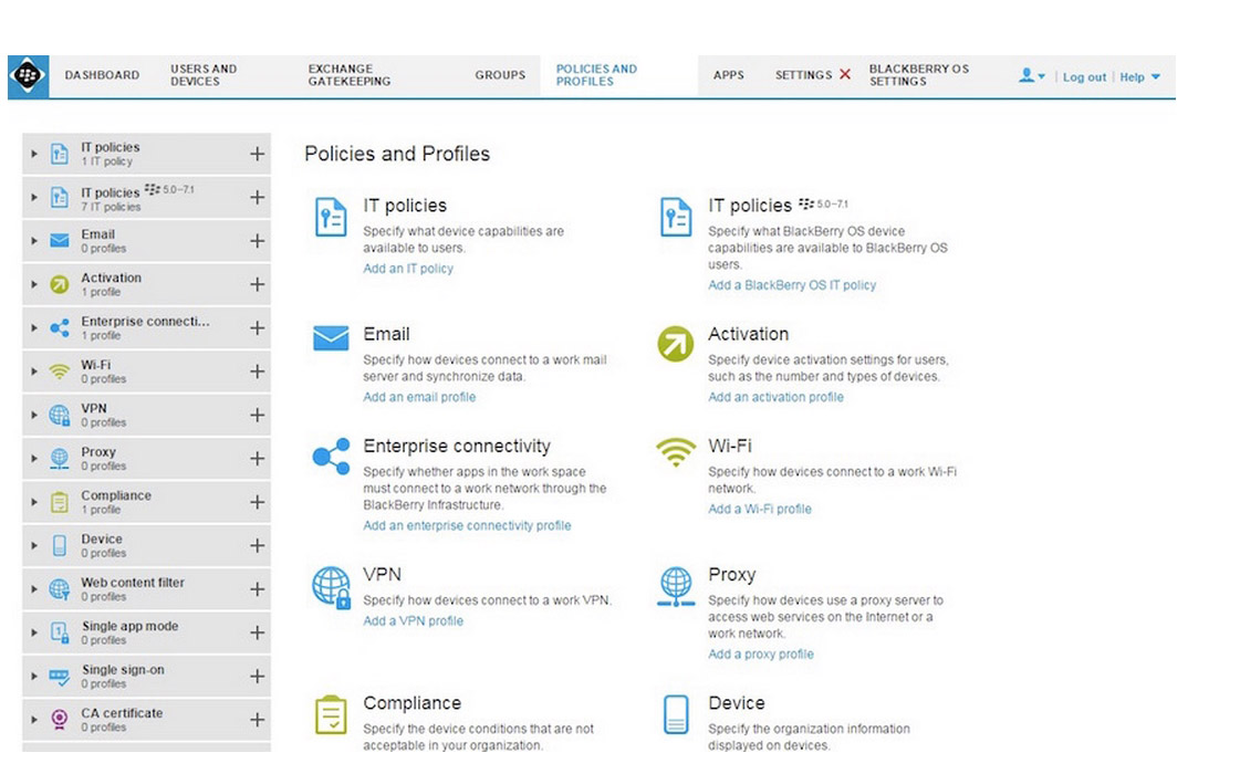 What is BlackBerry Enterprise Server 12 (BES 12